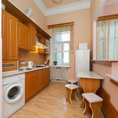 Апартаменты Избушка Улучшенные апартаменты с различными типами кроватей фото 18