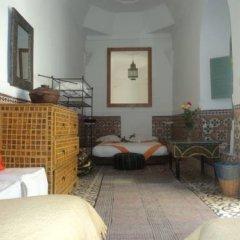 Отель Dar M'chicha 2* Стандартный номер с различными типами кроватей фото 25