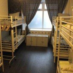 Fresh Hostel Kuznetsky Most Кровать в мужском общем номере с двухъярусной кроватью фото 10