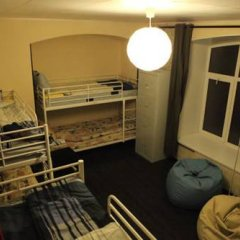 Fresh Hostel Kuznetsky Most Кровать в общем номере с двухъярусной кроватью фото 3