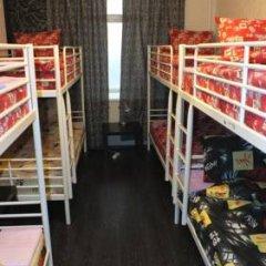 Fresh Hostel Kuznetsky Most Кровать в женском общем номере с двухъярусной кроватью фото 6