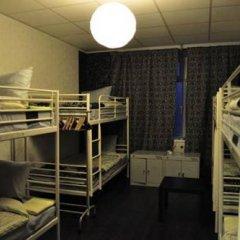 Fresh Hostel Kuznetsky Most Кровать в мужском общем номере с двухъярусной кроватью фото 6