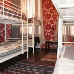 Хостел Fresh на Арбате Кровать в женском общем номере фото 2
