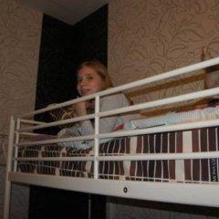 Хостел Fresh на Арбате Кровать в женском общем номере фото 8