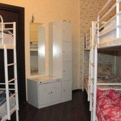 Fresh Hostel Kuznetsky Most Кровать в мужском общем номере с двухъярусной кроватью фото 3