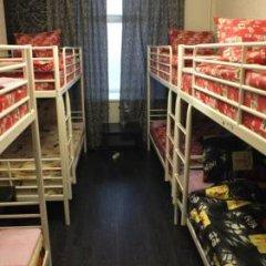 Fresh Hostel Kuznetsky Most Кровать в женском общем номере с двухъярусной кроватью фото 5