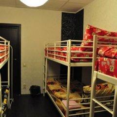 Fresh Hostel Kuznetsky Most Кровать в женском общем номере с двухъярусной кроватью фото 3