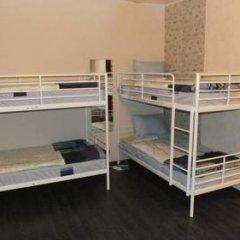 Fresh Hostel Kuznetsky Most Кровать в общем номере с двухъярусной кроватью фото 5