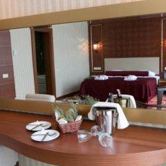 Kronos Hotel 3* Стандартный номер с различными типами кроватей фото 12