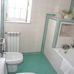 Отель Casa do Castelo da Atouguia 3* Стандартный номер разные типы кроватей фото 6