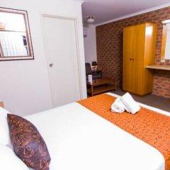 Отель Advance Motel 3* Представительский люкс с различными типами кроватей