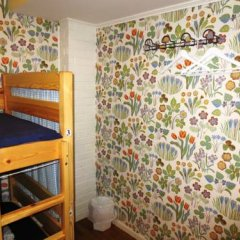 Hostel Bed and Breakfast Кровать в общем номере с двухъярусной кроватью фото 2