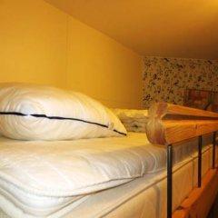 Hostel Bed and Breakfast Стандартный номер с различными типами кроватей фото 13