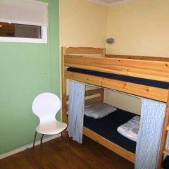 Hostel Bed and Breakfast Кровать в общем номере с двухъярусной кроватью