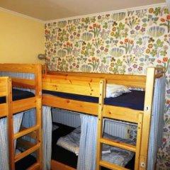 Hostel Bed and Breakfast Кровать в общем номере с двухъярусной кроватью фото 3