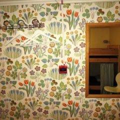 Hostel Bed and Breakfast Стандартный номер с различными типами кроватей фото 9