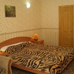 Гостиница Baza Otdykha Solnechnaya 3* Стандартный семейный номер с двуспальной кроватью