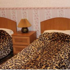 Гостиница Baza Otdykha Solnechnaya 3* Стандартный семейный номер с двуспальной кроватью фото 7
