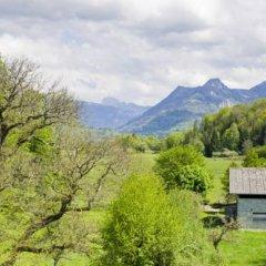 Отель Citotel L'Echo Des Montagnes 3* Стандартный номер