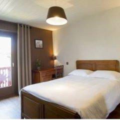 Отель Citotel L'Echo Des Montagnes 3* Стандартный номер фото 11