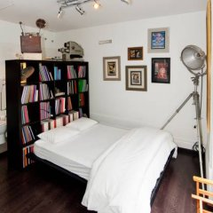 Nasoni Guest Hostel Стандартный номер разные типы кроватей фото 3