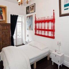 Nasoni Guest Hostel Стандартный номер с двуспальной кроватью (общая ванная комната) фото 2