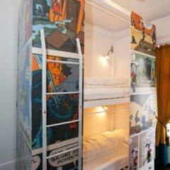 Nasoni Guest Hostel Кровать в общем номере двухъярусные кровати фото 8