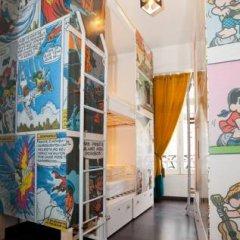 Nasoni Guest Hostel Кровать в общем номере двухъярусные кровати фото 9