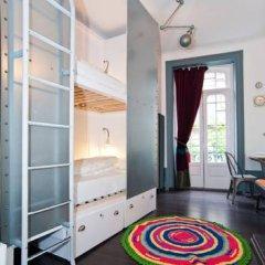 Nasoni Guest Hostel Стандартный номер 2 отдельные кровати (общая ванная комната) фото 3