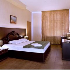 Гостиница Верховина на Окружной 3* Номер Комфорт двуспальная кровать фото 5