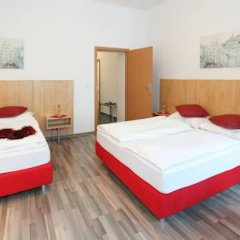 Апартаменты Queens Apartments Стандартный номер с различными типами кроватей фото 16