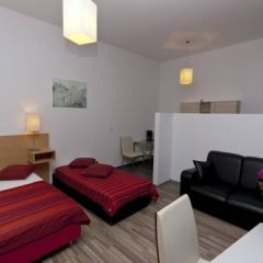 Апартаменты Queens Apartments Студия