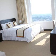 Sai Gon Ban Me Hotel 3* Номер Делюкс с различными типами кроватей фото 4