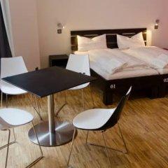 Five Elements Hostel Leipzig Стандартный номер с различными типами кроватей