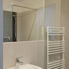 Five Elements Hostel Leipzig Улучшенный номер с различными типами кроватей фото 5