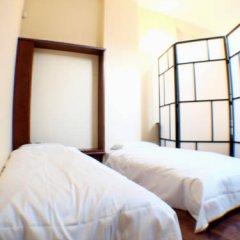 Отель Hevelius Residence Улучшенные апартаменты с различными типами кроватей фото 14