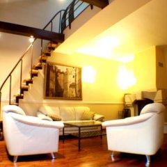 Отель Hevelius Residence Улучшенные апартаменты с различными типами кроватей фото 16