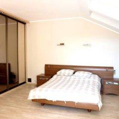 Отель Hevelius Residence Номер Делюкс с различными типами кроватей