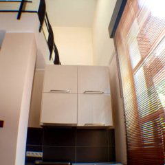 Отель Hevelius Residence Улучшенные апартаменты с различными типами кроватей фото 19