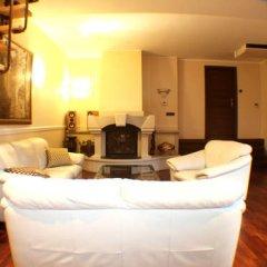 Отель Hevelius Residence Улучшенные апартаменты с различными типами кроватей фото 12
