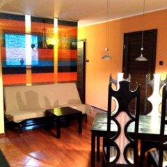 Отель Hevelius Residence Апартаменты с различными типами кроватей фото 13