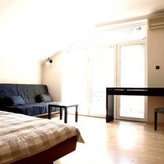 Отель Hevelius Residence Номер Делюкс с различными типами кроватей фото 3