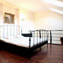 Отель Hevelius Residence Улучшенные апартаменты с различными типами кроватей фото 13