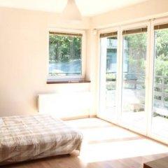 Отель Hevelius Residence Стандартный номер с различными типами кроватей