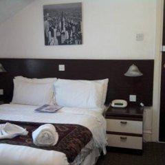 Fairway Hotel 3* Стандартный номер с двуспальной кроватью