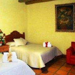 Hotel Pueblo Mágico 3* Стандартный номер с различными типами кроватей