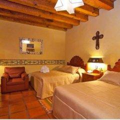 Hotel Pueblo Mágico 3* Стандартный номер с 2 отдельными кроватями фото 5