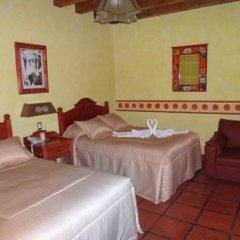 Hotel Pueblo Mágico 3* Стандартный номер с различными типами кроватей фото 2