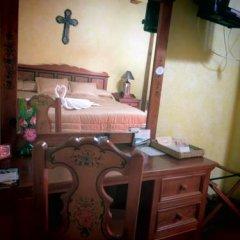 Hotel Pueblo Mágico 3* Стандартный номер с различными типами кроватей фото 5