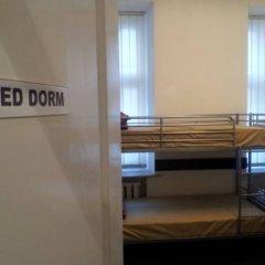 United Hostel Кровать в общем номере с двухъярусной кроватью